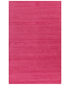 "Surya Mystique M-5327 Bright Pink 3'3"" x 5'3"" Area Rug"