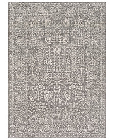 Surya Harput HAP-1029 Gray 2' x 3' Area Rug