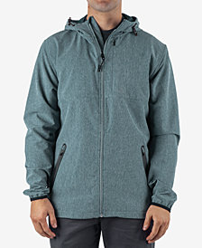 Rip Curl Men's Elite Anti Series DWR Hooded Windbreaker