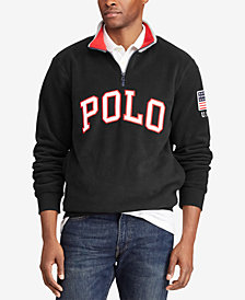 Polo Ralph Lauren Men's Logo Graphic Pullover
