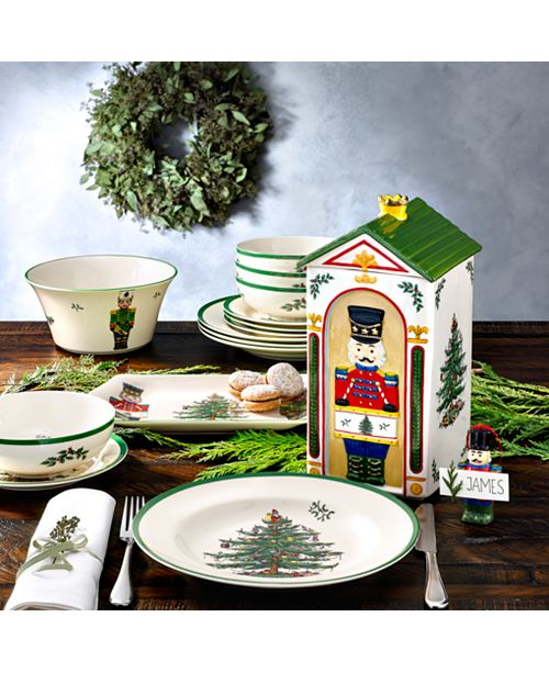 Spode Christmas Tree China Sale: Spode Christmas Tree Dinnerware Collection & Reviews