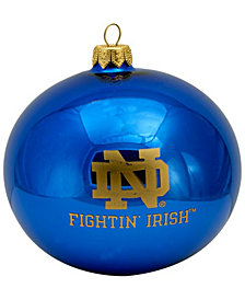 Joy To The World Collegiate Round Ball University of Notre Dame