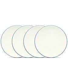 Noritake Colorwave Mini Plates, Set of 4