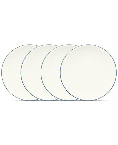 Noritake Colorwave Mini Plates, Set of 4