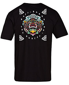 Hurley Men's Bagus Graphic T-Shirt