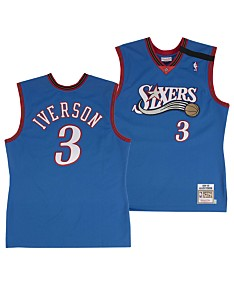 separation shoes 68da3 3c011 Philadelphia 76ers Nba Jersey: Shop Nba Jersey - Macy's