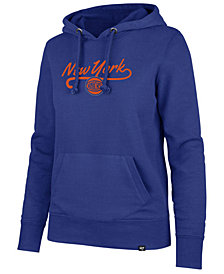 '47 Brand Women's New York Knicks Clean Sweep Headline Hoodie