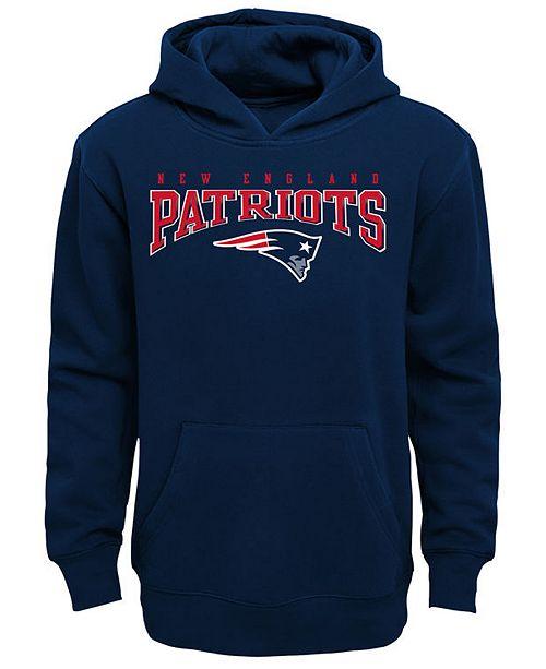 d5e86c0a06f Outerstuff New England Patriots Fleece Hoodie