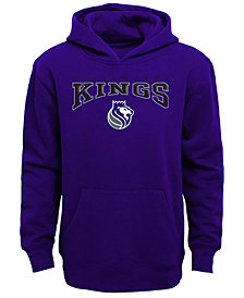 Outerstuff Sacramento Kings Fleece Hoodie, Big Boys (8-20)