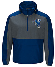 G-III Sports Men's Indianapolis Colts Leadoff Lightweight Jacket