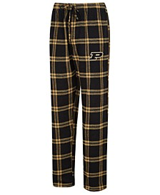 Men's Purdue Boilermakers Homestretch Flannel Pajama Pants