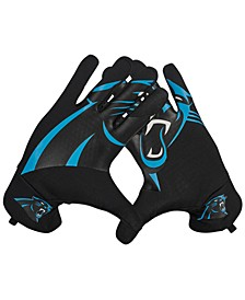 Carolina Panthers Fan Gloves