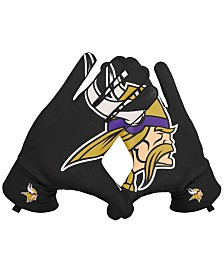 Nike Minnesota Vikings Fan Gloves