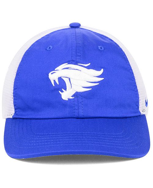 new arrival 74049 2bf5a ... coupon code for nike kentucky wildcats h86 trucker snapback cap sports  fan shop by lids men