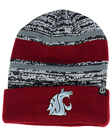 Zephyr Washington State Cougars Slush Cuff Knit Hat