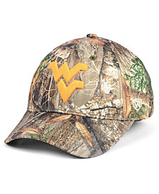 Top of the World West Virginia Mountaineers Berma Camo Flex Fitted Cap