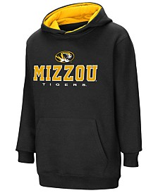 Colosseum Missouri Tigers Pullover Hooded Sweatshirt, Big Boys (8-20)