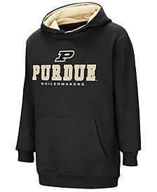 Colosseum Purdue Boilermakers Pullover Hooded Sweatshirt, Big Boys (8-20)