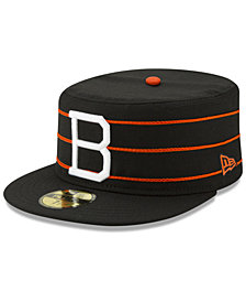 New Era Baltimore Orioles Pillbox 59FIFTY-FITTED Cap