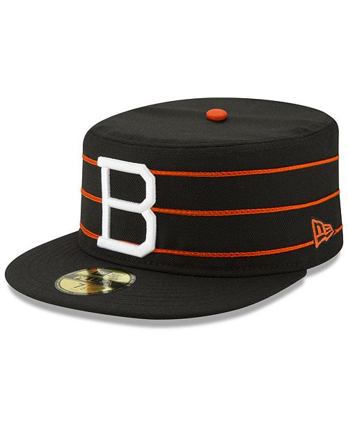 hot sale online 40e55 68155 ... New Era Baltimore Orioles Pillbox 59FIFTY-FITTED Cap ...