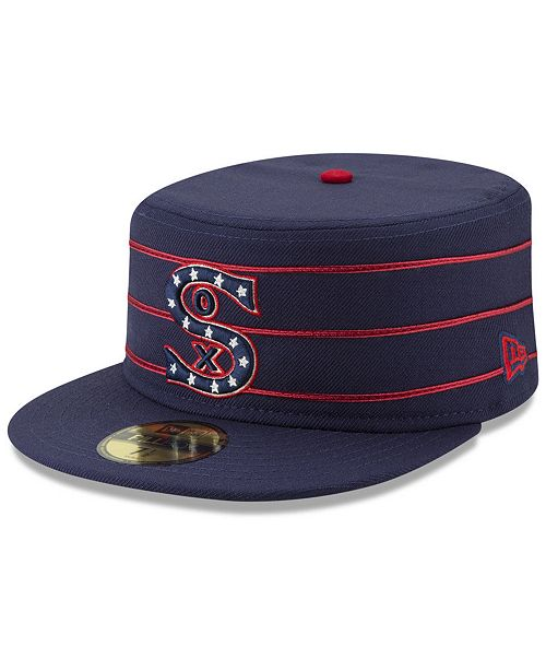 b2c662a59729c New Era Chicago White Sox Pillbox 59FIFTY-FITTED Cap & Reviews ...