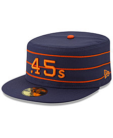 New Era Houston Colt 45s Pillbox 59FIFTY-FITTED Cap