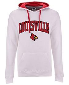 Men's Louisville Cardinals Arch Logo Hoodie
