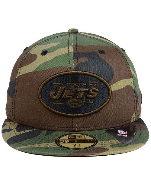New Era New York Jets Woodland Prism Pack 59FIFTY-FITTED Cap - Sports Fan  Shop By Lids - Men - Macy s 8a46408e9