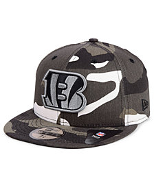 New Era Cincinnati Bengals Urban Prism Pack 59FIFTY-FITTED Cap