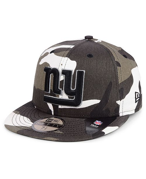 93c742483b9 New Era New York Giants Urban Prism Pack 59FIFTY-FITTED Cap - Sports ...