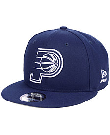 New Era Indiana Pacers Logo Trace 9FIFTY Snapback Cap