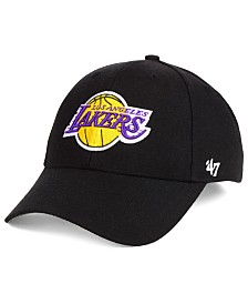 '47 Brand Los Angeles Lakers Team Color MVP Cap