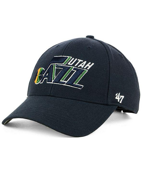 '47 Brand Utah Jazz Team Color MVP Cap