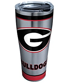 Georgia Bulldogs 30oz Tradition Stainless Steel Tumbler