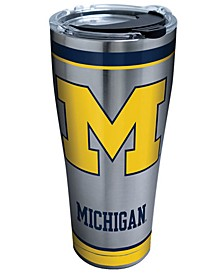 Michigan Wolverines 30oz Tradition Stainless Steel Tumbler