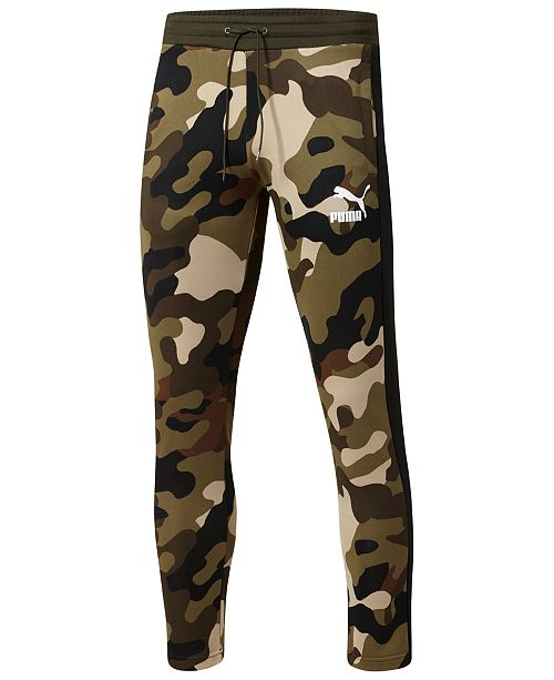 b7bb7a59f67f Puma Men s Wild Pack Camo Track Pants   Reviews - All Activewear ...