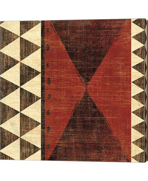 Metaverse Patterns of The Savanna II by Moira Hershey Canvas Art