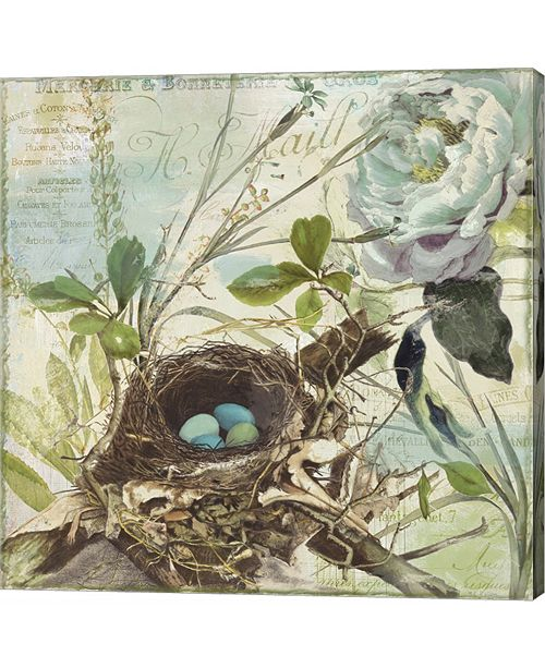 Metaverse Nesting II by Color Bakery Canvas Art