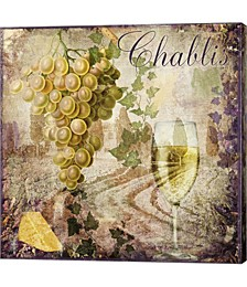Wine Country V by Color Bakery Canvas Art