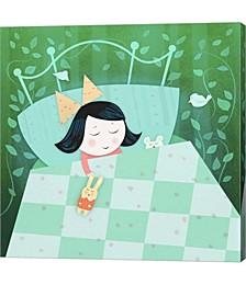 Sweet Dream Girl by Carla Martell Canvas Art