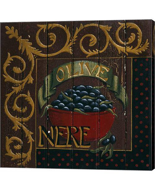 Metaverse Olives by Susan Clickner Canvas Art