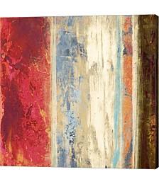 Printemps I by Alphonse Baron Canvas Art