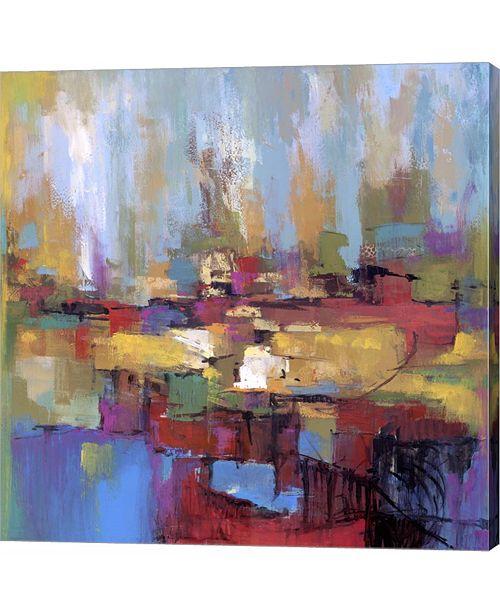 Metaverse Senza Titolo by Tebo Marzari Canvas Art