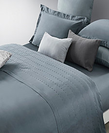 Superior Brandon Duvet Cover Set - Twin/Twin XL - White