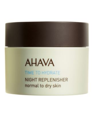 Night Replenisher Normal to Dry Skin, 1.7 oz