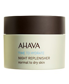 Ahava Night Replenisher Normal to Dry Skin, 1.7 oz