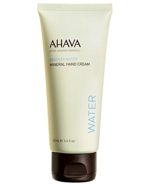 Ahava Mineral Hand Cream, 3.4 oz