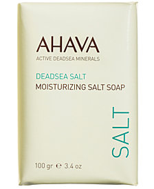 Ahava Moisturizing Salt Soap, 3.4 oz