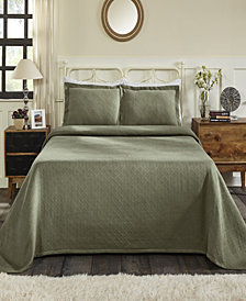 Superior Basket 100% Cotton Bedspread