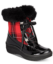 Anne Klein Sport Gayla Cold-Weather Boots